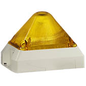Feu flash 10J pyramidal IP66